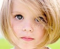 So cute!  This is short hair Id agree to for my little girl Payton or Reagan