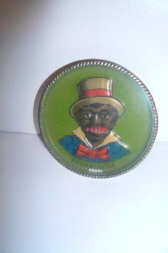 #Antique #Black #Americana Memorabilia #Tin #Toy  by VintageReinvented