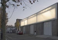 Gallery of Anish Kapoor Studios II, III, IV, V, VI & VII  / Caseyfierro Architects  - 23
