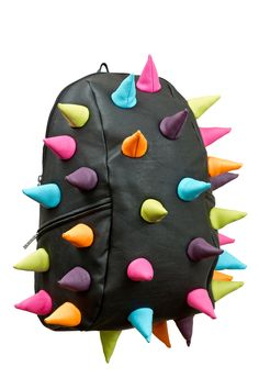 Madpax Dinosaur Spikes Full Backpack - Mascarade $59.99 #bag #unique #karmakiss