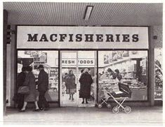 Mac Fisheries Shops & their Locations 1970s Childhood, Childhood Memories, Farm Shop, Middlesbrough, Those Were The Days, My Past, Color Shapes, Old Pictures, Looking Back