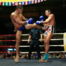 Thai Boxing in Phuket