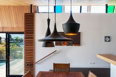 Winsomere Cres by Dorrington Architects I Like Architecture