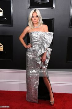 ca04839b31a4 Lady Gaga - 2019 Grammy Awards  The Most Daring Dresses On The Red Carpet -  Photos