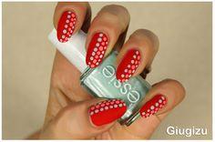 check my new #diy #nailart #video #tutorial #giugizunails #dots #bright #manicure  http://giugizu.blogspot.it/2015/05/diy-dotted-stripes-nailart-nailart-fai.html