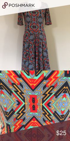 LuLaRoe Nicole BNWO tags. Released early 2016. LuLaRoe Dresses