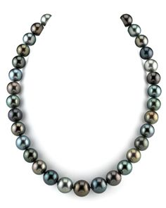 Tahitian South Sea pearl necklace at thepearlsource.com