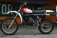 1980 Husqvarna CR250
