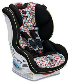 9. Britax USA, Boulevard ClickTight Convertible Car Seat