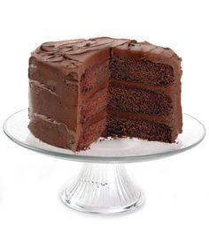 My Vegan Cookbook -Chocolate Cake