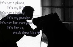Its a passion <3