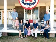 Family as seen in @hamptonsmag feature Summer 2015.