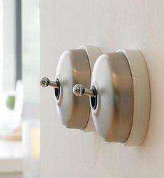 Retro light switches - kitchen?