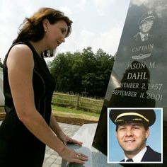 'She died of a broken heart': Tragic widow suffers heart failure brought on by accidental drugs overdose 11 years after United 93 pilot husband perished 911 Never Forget, Always Remember, Flight 93, Alcohol Is A Drug, Forgetting The Past, Heart Failure, Dahl, Over Dose, Drugs