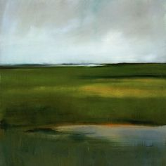 Marsh by Anne Packard. Giclee on canvas. For more info, email us at info@huckleberryfineart.com or call us at the gallery at 301.881.5977. Visit our website too! www.huckleberryfineart.com