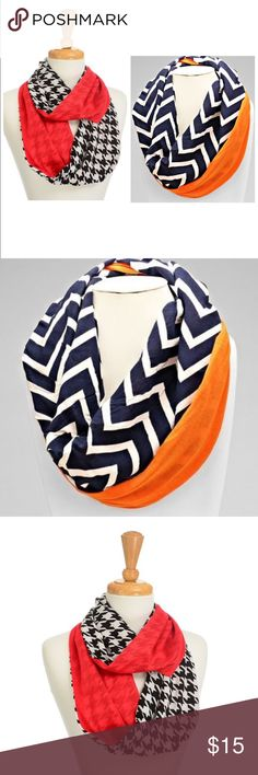 Infinity Scarves Cute infinity scarves that are light weight and stylish. Choose your color or choose them all Accessories Scarves & Wraps