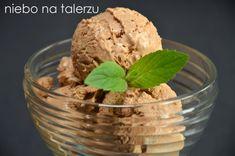 niebo na talerzu: Domowe lody czekoladowe