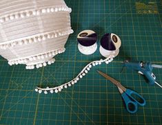 white hanging lanterns paper how to make