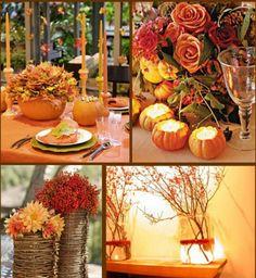 Herbtsdeko-für-Tisch-Kerzen-Blumen