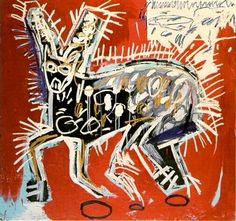 33 Pictures Of The Awesomeness That Is The Artwork Of Jean-Michel Basquiat - Ned Hardy | Ned Hardy