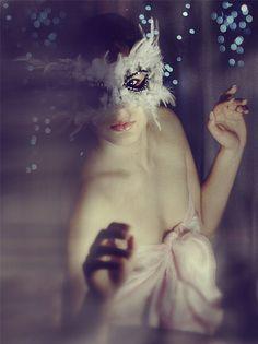 Masks by Olya Kokhanevych