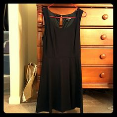 EXPRESS little black dress. Worn once for a work event. A little too short for me now. Express Dresses Midi