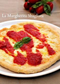 Andante con gusto: La Pizza: La Maschia e La Sbagliata per l'MTC #58