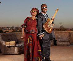 Amadou y Mariam: el poder africano en Bogotá