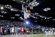 Better Than the 2012 NBA Slam Dunk Contest: Top 10 Dunks from Gerald Green, Kenny Dobbs etc.