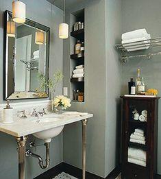53 Practical Bathroom Organization Ideas