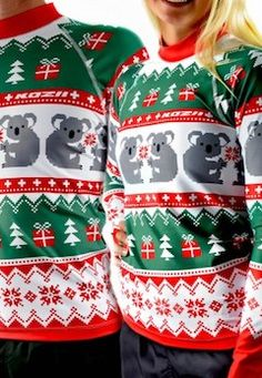 16 Best Ugly Christmas Rashies images 6540d5173
