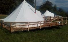 Primul camping de lux din România, în aer liber ca la hotel. Cât costă o noapte…