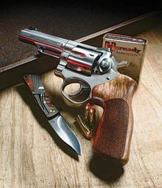 Perfecting A Platform | Ruger's GP100 Match Champion Is The Next Step In The Evolution Of The Company's Double-Action Revolver Lineup. © GUNS Magazine Jan. 2016 #Ruger #revolver #357