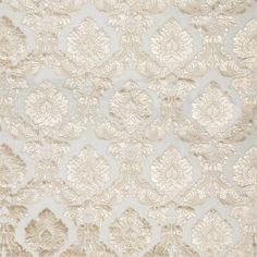 Castellet Sheer in Ivory from Old World Weavers/Stark