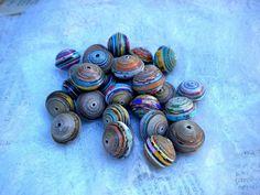 Big Round Paper Beads | Flickr - Photo Sharing!