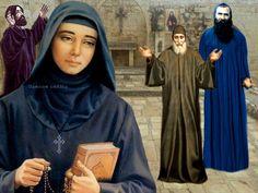 Saints, Dresses, Fashion, Virgin Mary, Vestidos, Moda, Fashion Styles, Dress, Fashion Illustrations