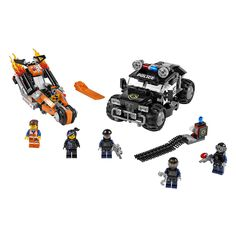 """The LEGO Movie Super Cycle Chase (70808) - LEGO - Toys """"R"""" Us"""