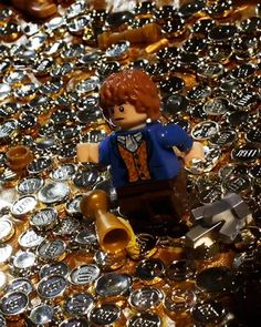 LEGO Trailer for THE HOBBIT: THE DESOLATION OF SMAUG