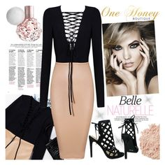 One Honey Boutique by gaby-mil on Polyvore featuring polyvore fashion style Iris La Mer clothing onehoneyboutique
