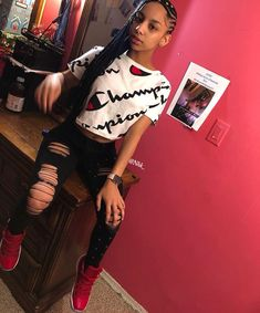 ideas birthday girl outfit for women shoes Swag Outfits, Dope Outfits, Outfits For Teens, Trendy Outfits, Girl Outfits, Summer Outfits, Fashion Outfits, School Outfits, Fashion Tips