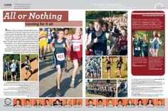 [Auberon, Creekview High School, Canton, GA] #yearbook. This gives us more options for spirit and pep rally