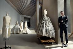The Man Who's Breaking Records—And Boundaries—at the Metropolitan Museum of Art's Costume Institute