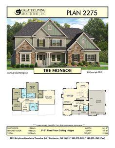 Plan 2275: THE MONROE
