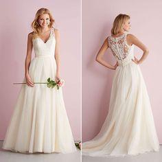 Beautiful New Wedding Dresses - Designer Wedding Dresses | Wedding Planning, Ideas & Etiquette | Bridal Guide Magazine