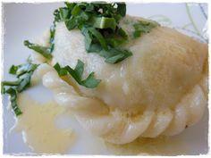 Kärntner Bärlauchnudel Foodblogger, Camembert Cheese, Dairy, Leek Recipes