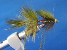 How To Tie Kelly Galloups Peanut Envy Streamer Pattern