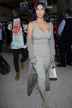 Kim Kardashian's style & how the fashion world fell at her feet