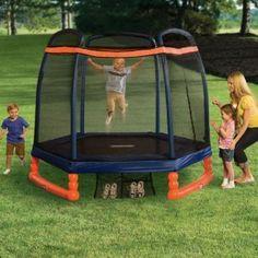 Discount Little Tikes 7' Trampoline Lowest Prices - http://wholesaleoutlettoys.com/discount-little-tikes-7-trampoline-lowest-prices