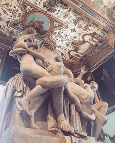 Ufizzi Gallery, Florence, Italy
