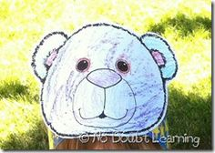 Make a Teddy Bear Hat